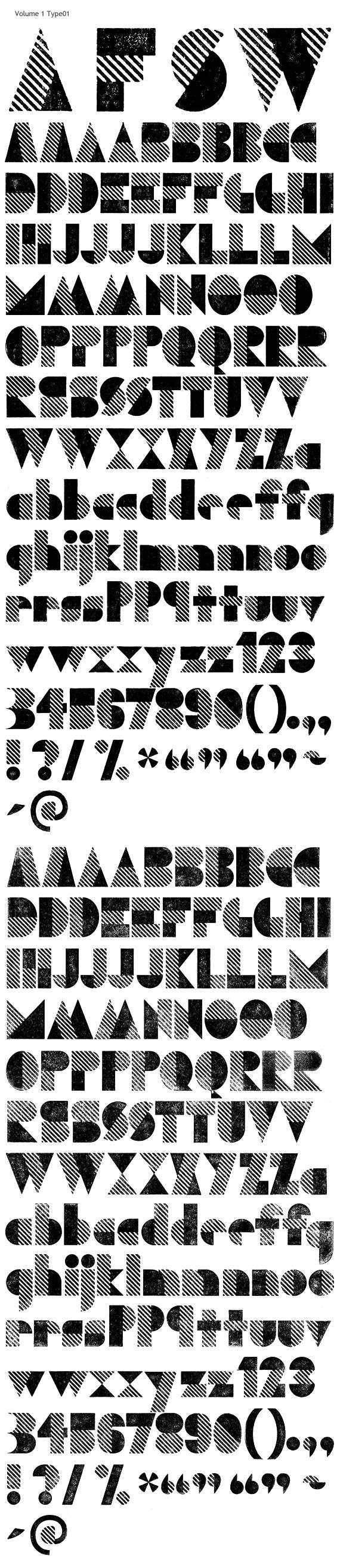 T 26 Digital Type Foundry | EPS : LetterPress Type