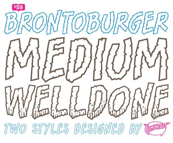 Brontoburger