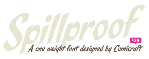 Spillproof