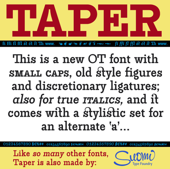 Taperfront