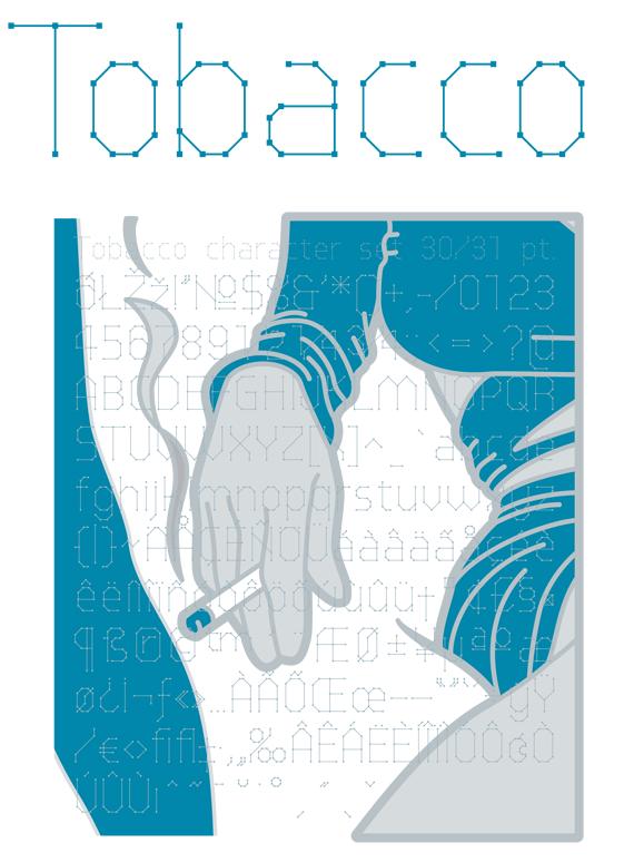Tobaccodisplay