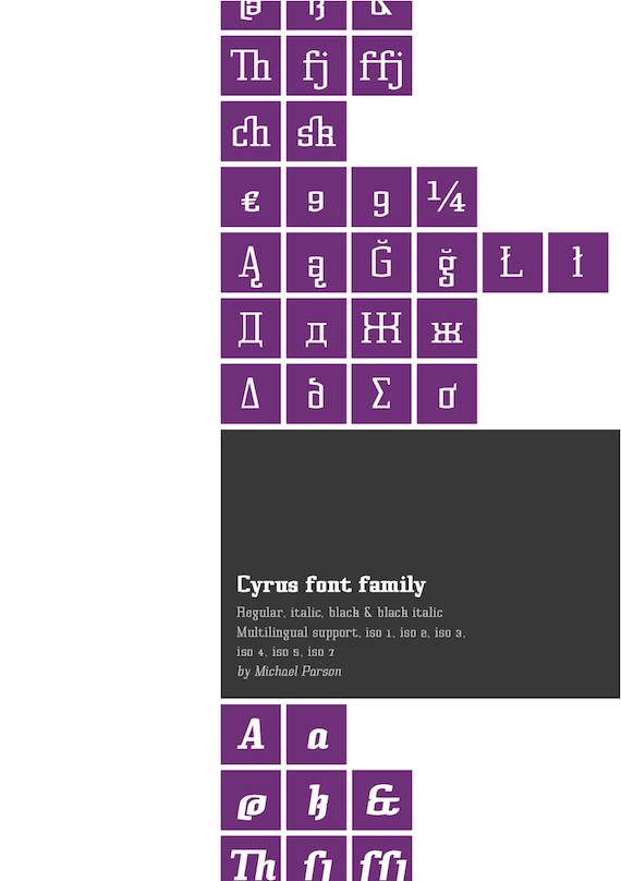 Cyrus-specimen