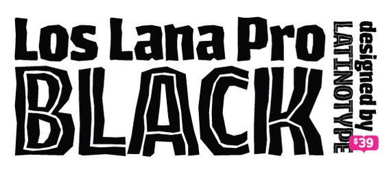 Los-lana-pro-black