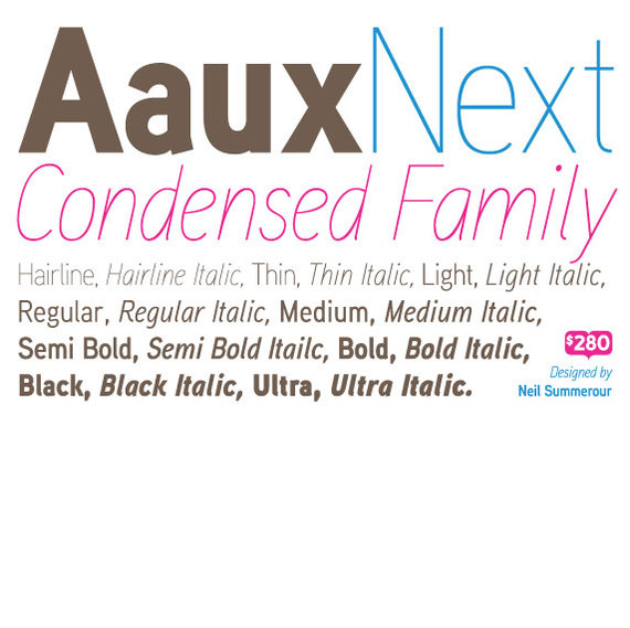 Aaux-next-condensed