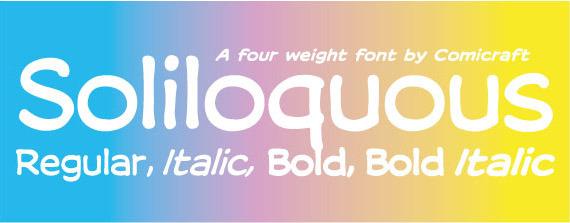 Soliloquous