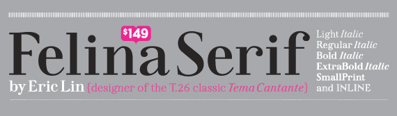 Felina-serif